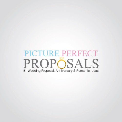 Perfect logo with the title 'Picture Perfect Proposals'