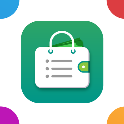 Budget Shopping list App Icon