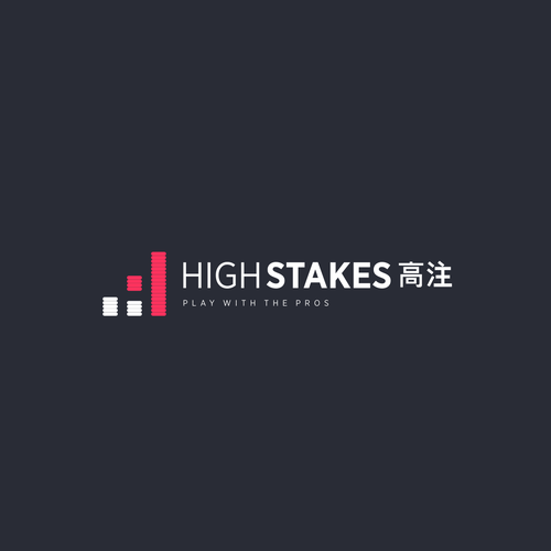 High design with the title 'HighStakes'