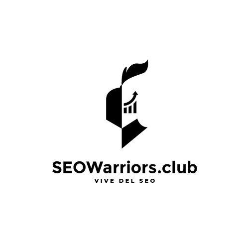 Legion logo with the title 'seo warriors'