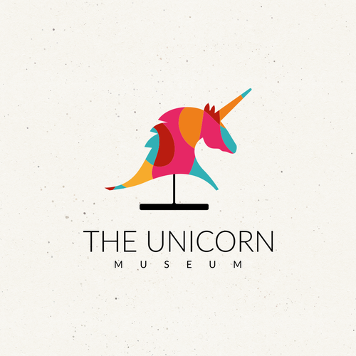 Museum logo with the title 'TUM'
