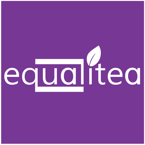 Equality design with the title 'logo concept for Equalitea'