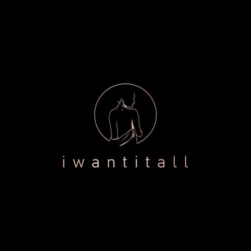 Sensual logo with the title 'logo concept sensual '