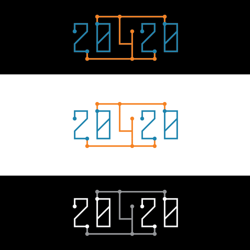 Circuit logo with the title '20 for 20'