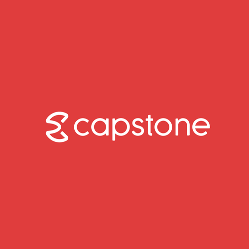 Stone design with the title 'Capstone'