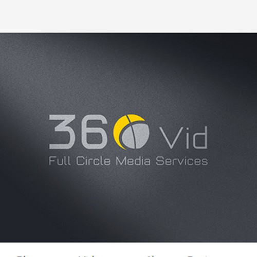 Digital Media logo with the title '360 degree Camera'