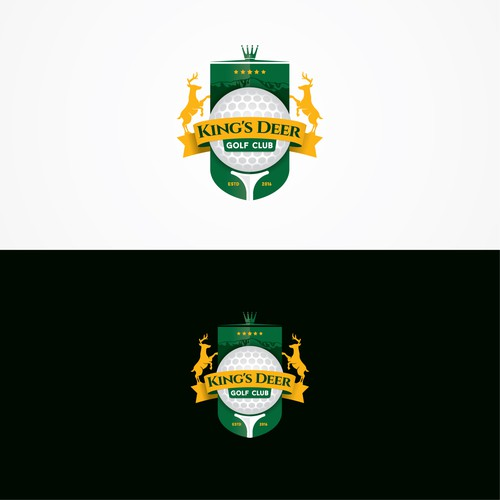 Apparel brand with the title 'logo for golf course'
