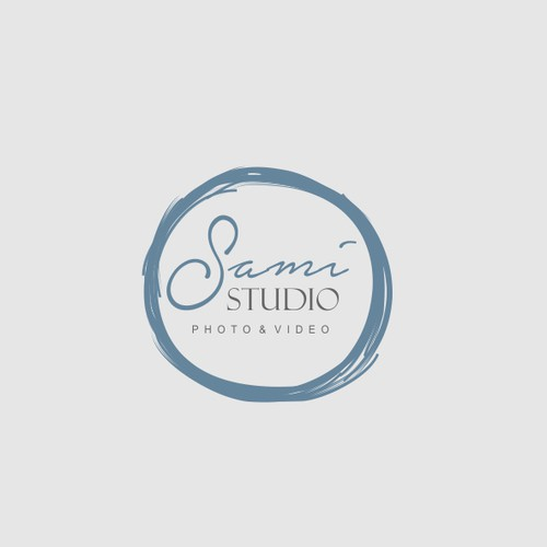 Bridal logo with the title 'Sami Studio'