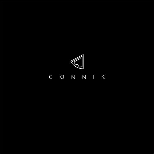 Cone design with the title 'CONNIK'