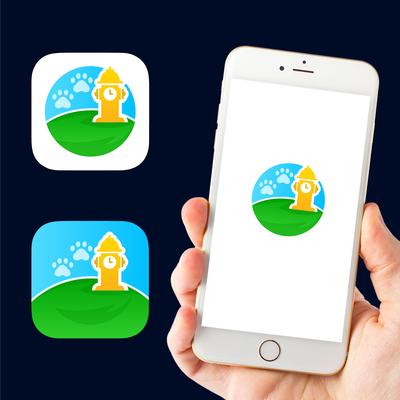 Puppy Potty Log app icon