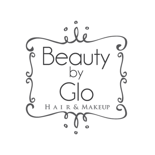 Makeup logo with the title 'whimsical frame'