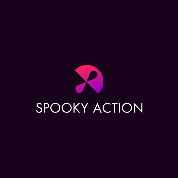 Robotics design with the title 'Spooky Action'