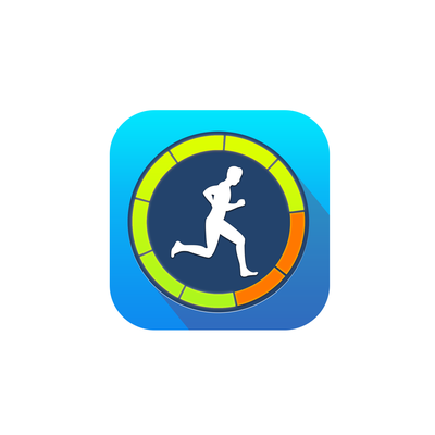 Creative and Simple iOS Fitness App needs a captivating icon