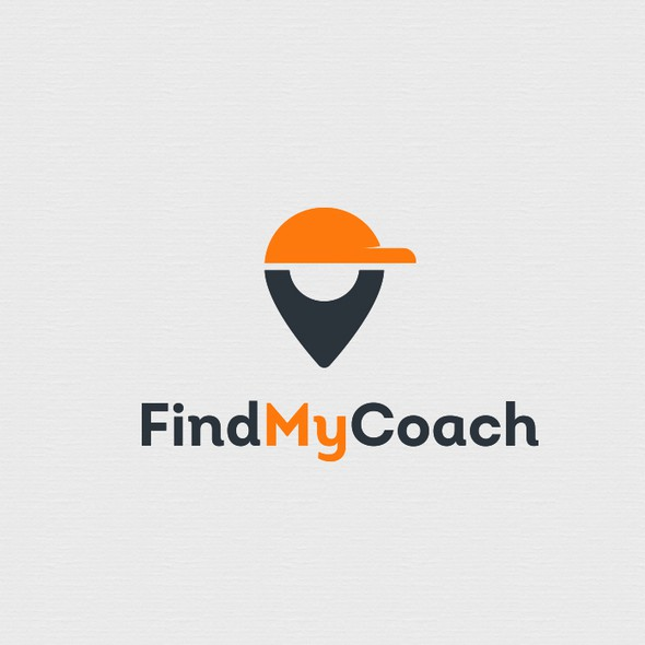 Look logo with the title 'FindmyCoach'