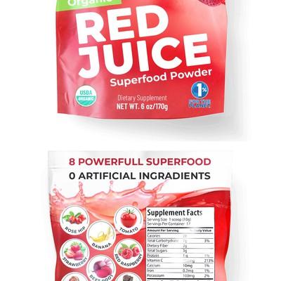 red juice