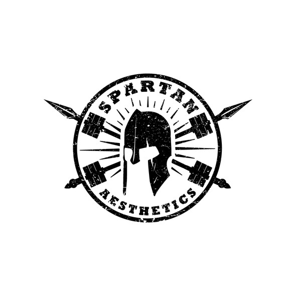 Spartacus logo with the title 'Help us get SHREDSDED! THIS IS SPARTAAAAA (kick)'