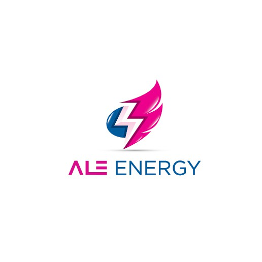 Battery design with the title 'ALE Energy'