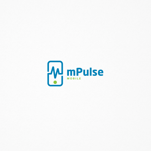Impulse logo with the title 'Logo for mPulse'