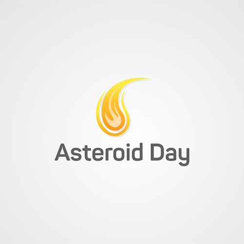 Asteroid logo with the title 'Asteroid Day'