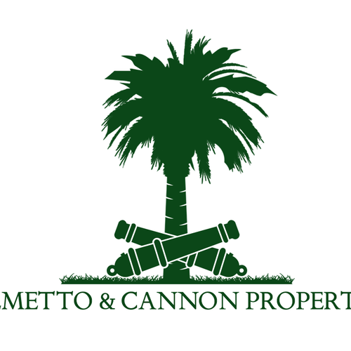 Cannon logo with the title 'Help Palmetto & Cannon with a new logo'