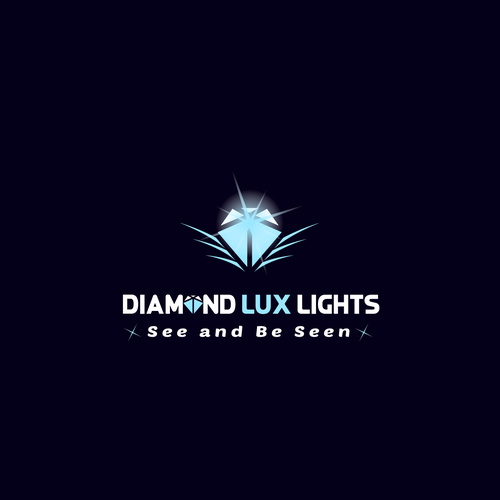 Lux design with the title 'Diamond Lux Lights'