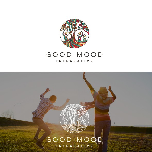 Mood design with the title 'Good Mood'