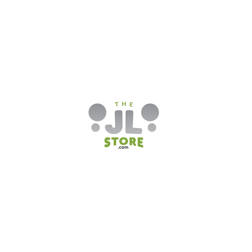 4x4 logo with the title 'Bold logo concept for Jeep store'