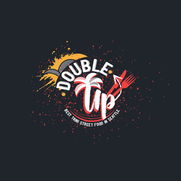 Island brand with the title 'DoubleUp'
