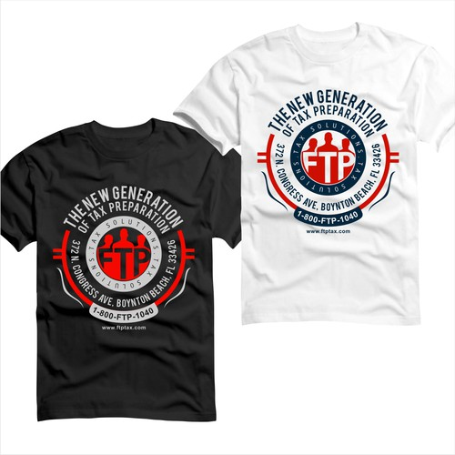 Business t-shirt with the title 'the new generation'