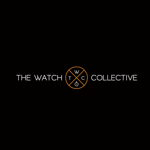 Watch logo with the title 'Winning logo for rental shop of luxury watches'