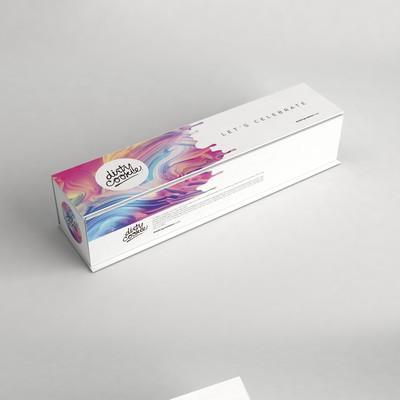 Joyful Cookies Packaging Box