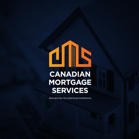 Broker logo with the title 'Canadian Mortgage Services'