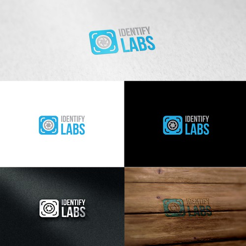 Shutter logo with the title 'Identify Labs'