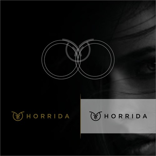 Antler logo with the title 'horrida'