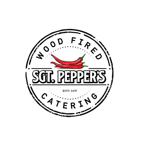 Spice logo with the title 'Sgt. Pepper's'