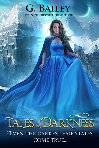 Fairy tale book cover with the title 'Tales Series Book 3'