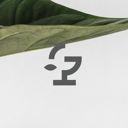 Environmental logo with the title 'Growth'