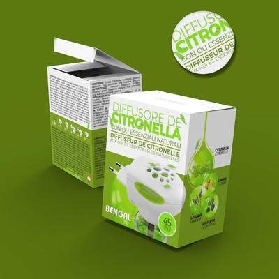 Diffuser box design