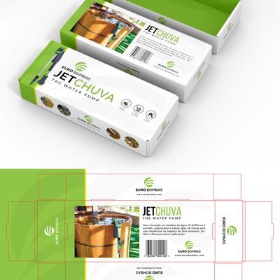 Packaging Water Pump