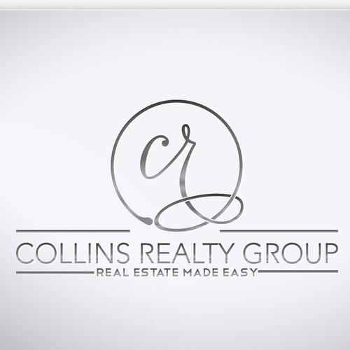 Sleek logo with the title 'Monogram logo design'