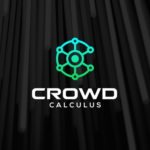 C brand with the title 'CROWD CALCULUS'