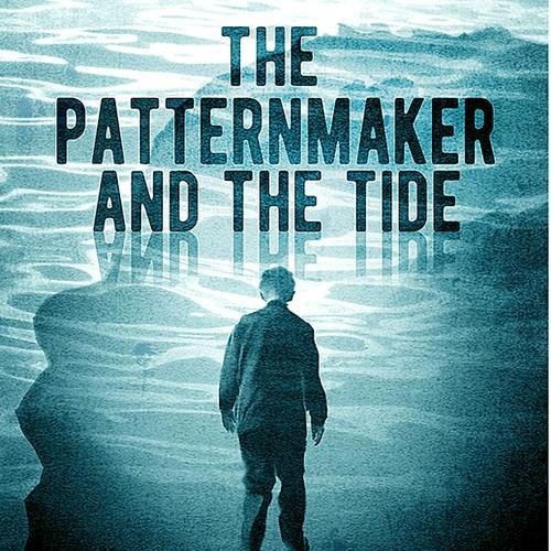 Silhouette design with the title 'Book cover design'