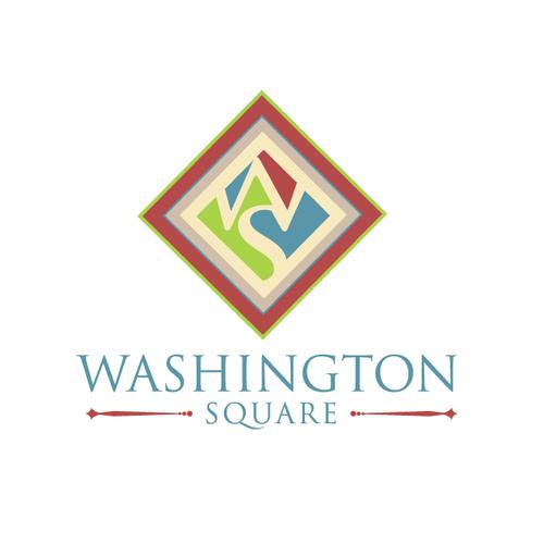 Washington DC logo with the title 'Washington Square'