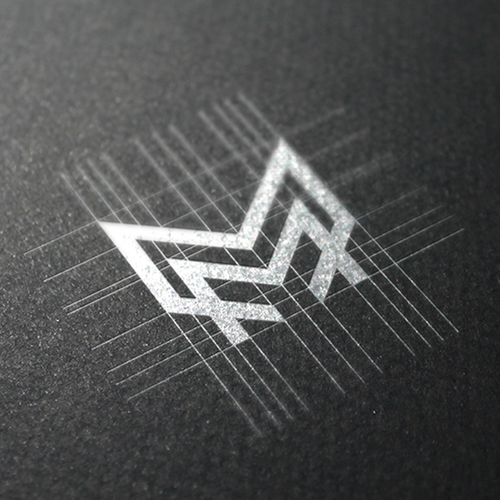 """Grid design with the title 'Logo & business card for """"MATIN""""'"""