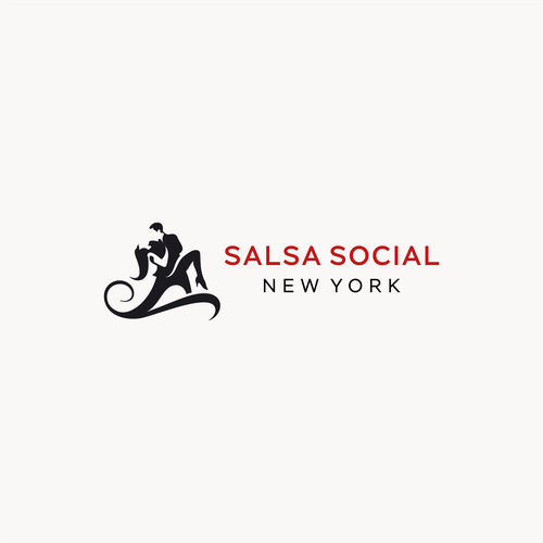 Work logo with the title 'Salsa Social'