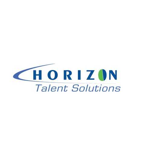 Hire logo with the title 'HORIZON logo'