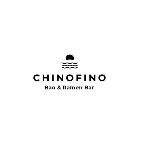 Chinese logo with the title 'C H I N O F I N O ®'