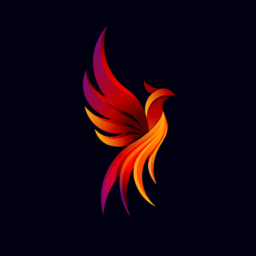 Internet design with the title 'Perfect Fibonacci Phoenix'