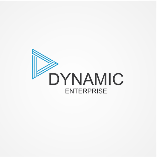 E brand with the title 'dynamic enterprise'