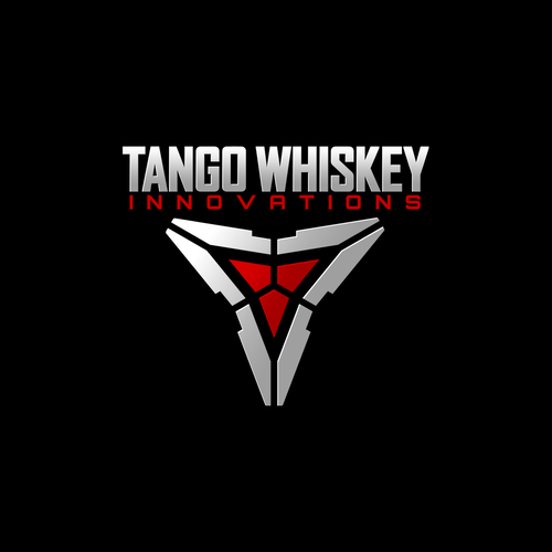 Army logo with the title 'Logo design for Tango Whiskey Innovations'